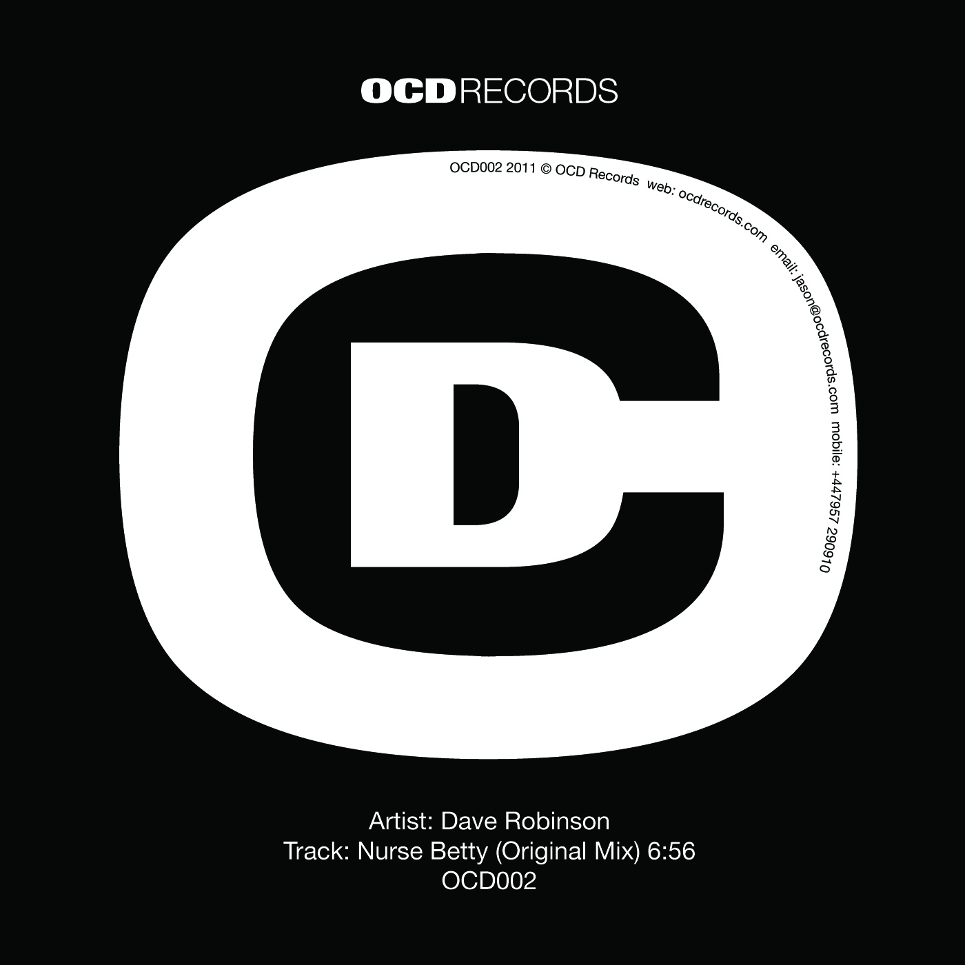 OCD002-Front Cover-1400x1400